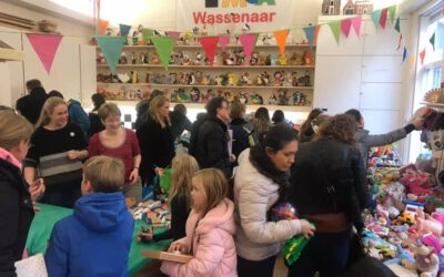 Recycle Sint 2019