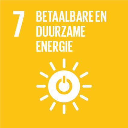 7. Betaalbare en duurzame energie