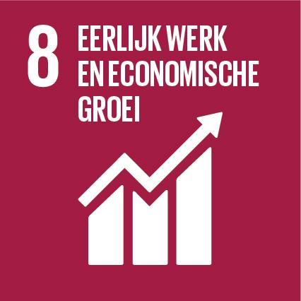 8. Eerlijk werk en economische groei