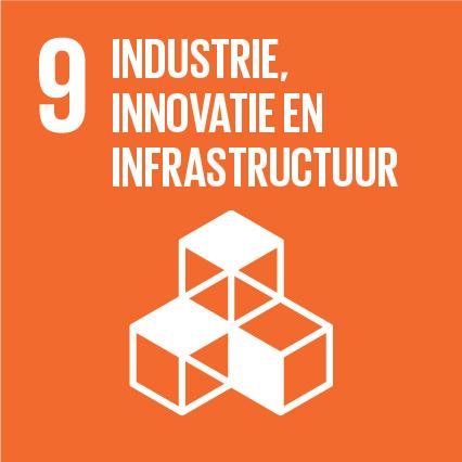 9. Industrie, innovatie en infrastructuur