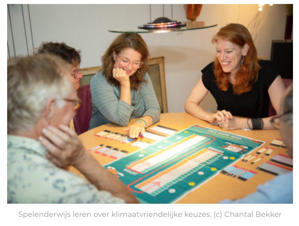 Klimaatgesprekken workshop