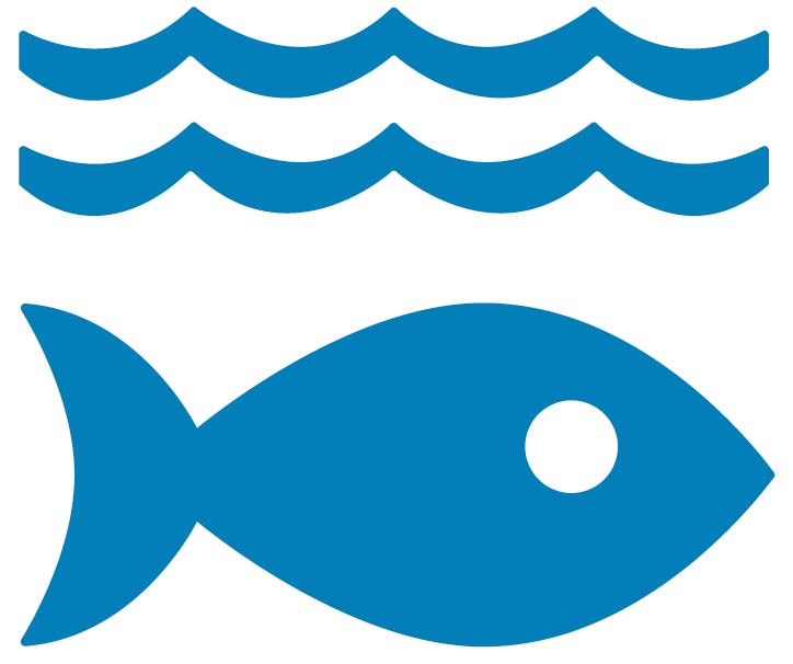 14. Leven in het water - Icoon