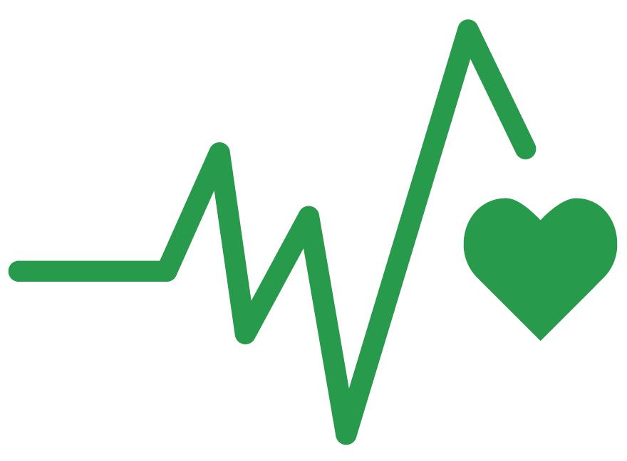 3. Geode gezondheid en welzijn - Icoon