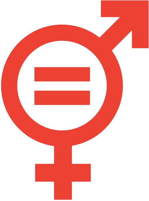 5. Gendergelijheid - Icoon