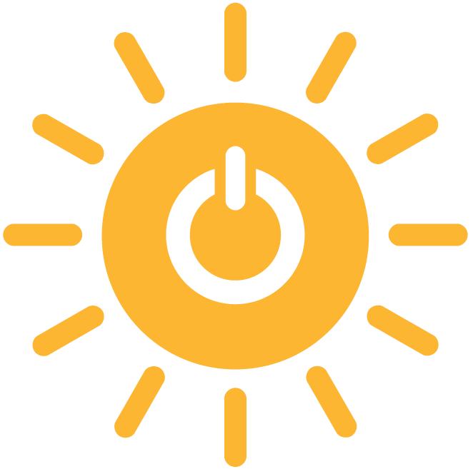 7. Betaalbare en duurzame energie - Icoon