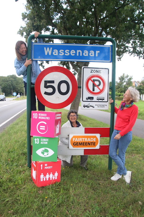 Fairtrade Wassenaar 25-09
