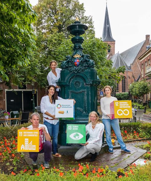 Groene Meent Global Goals