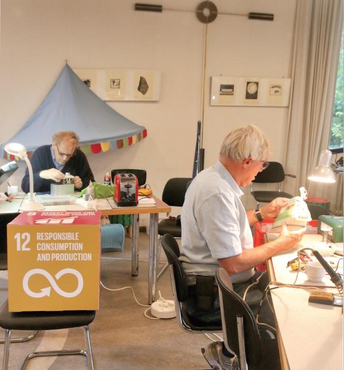 Repair Cafe Wassenaar