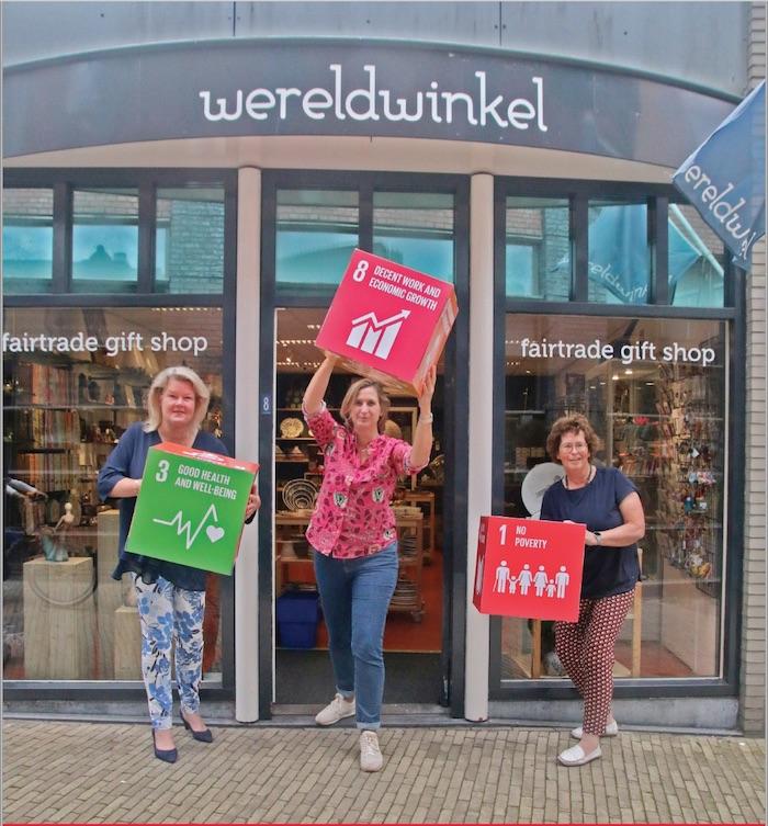 Wereldwinkel Wassenaar