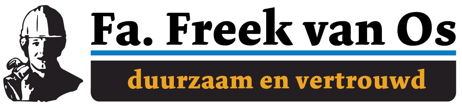 Logo Freek van Os