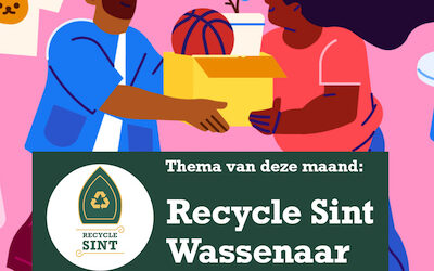 Recycle Sint 2020 – Online