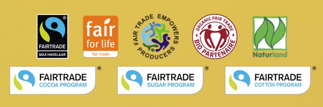 fairtrade beeldmerken