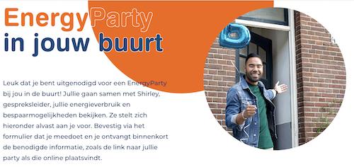 EnergyParty Buurkracht