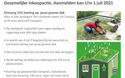 Groene daken Wassenaar