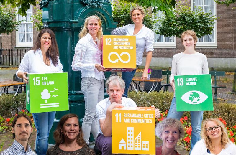 Groene Meent - groepfoto
